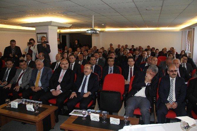 Trabzon İl Koordinasyon Kurulu 2016 Yılı Nisan Ayı Toplantısı Yapıldı