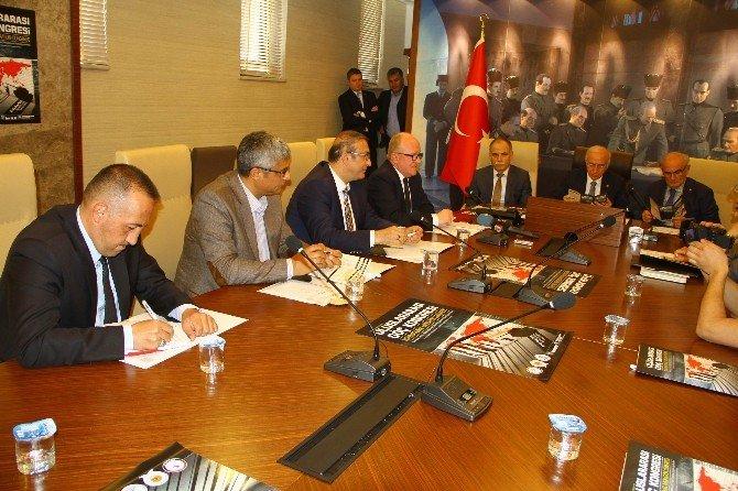 Samsun'da 13 Bin 171 Yabancı Var