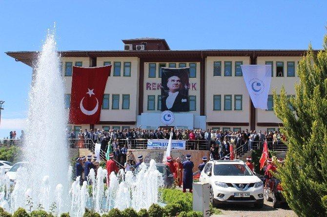 Adıyaman Üniversitesi 10. Yılını Kutluyor