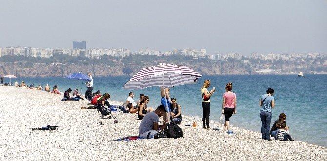 Antalya, Sezonu 23 Dereceyle Açtı