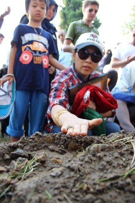Şehidin Vietnamlı Eşinden Başbakan'a Teşekkür
