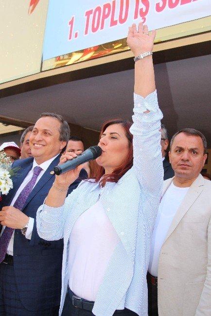Aydın Büyükşehir Belediyesi İlk Toplu İş Sözleşmesini İmzaladı