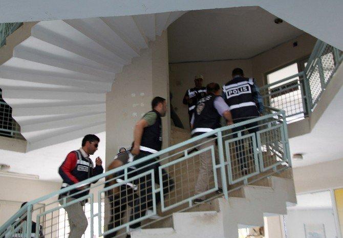 Didim Ve Aydın Polisinden Terör Operasyonu