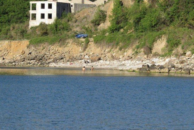 Bartın'da Deniz Sezonu Erken Açıldı