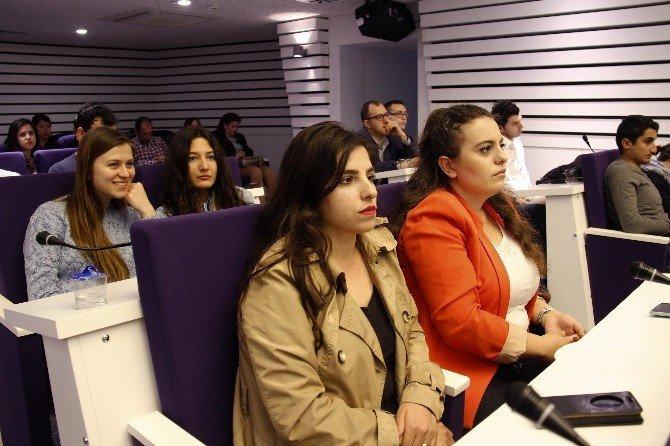 Başkan Piriştina Öğretmen Adaylarını Ağırladı