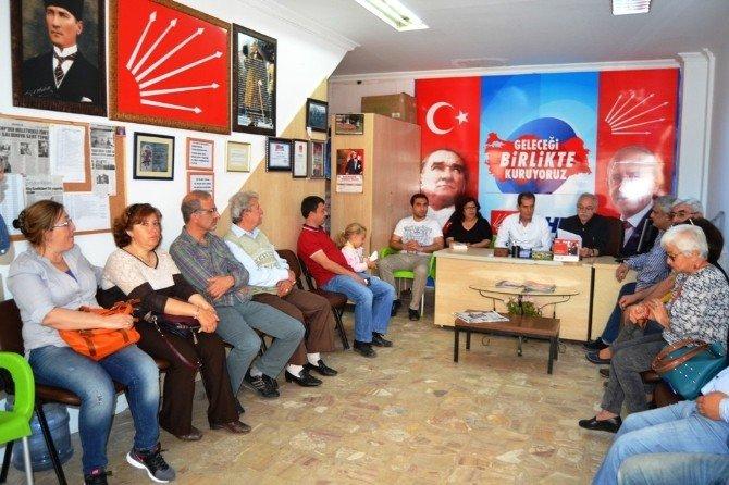 Ayvalık CHP'den Köy Enstitüleri Açıklaması