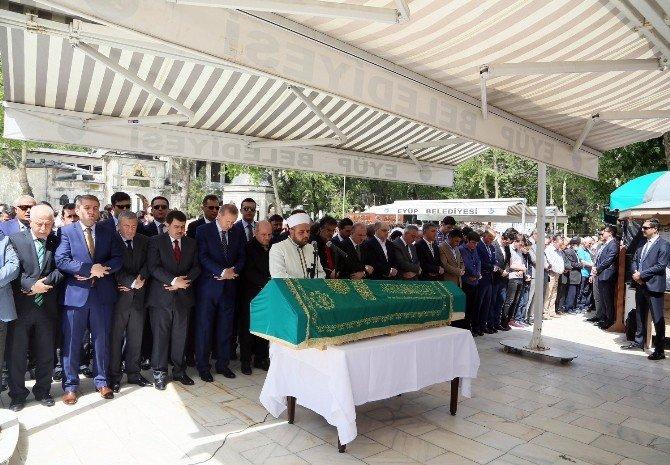 Cumhurbaşkanı Erdoğan, Yazar Salih Tuna'nın Babasının Cenazesine Katıldı