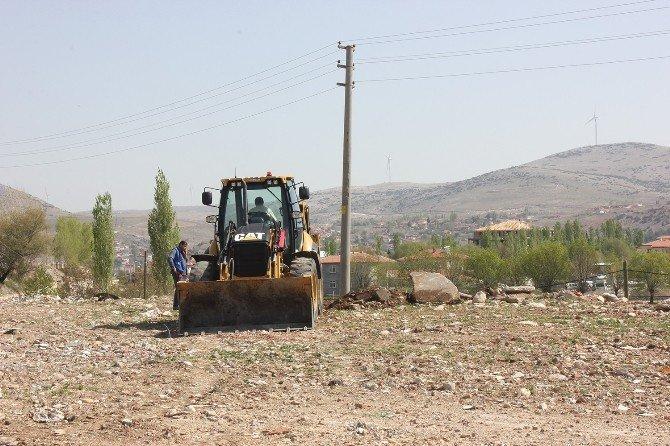Dinar'a MOBESE Kameraları Kuruluyor