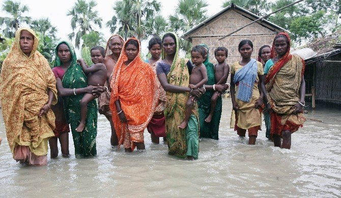 Doğal Afetlerde 8 Milyon Kişi Hayatını Kaybetti