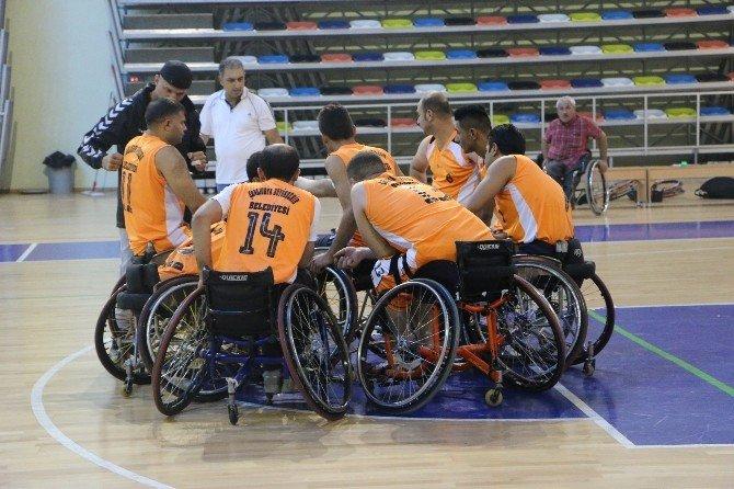 Engelli Basketbol Takımı Süper Ligi Garantiledi