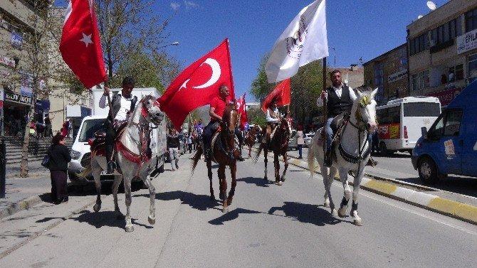Erzincan'da Turizm Haftası Kutlamaları