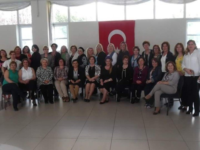 Selçuk Kent Konseyi Kadın Meclisi Hızlı Başladı