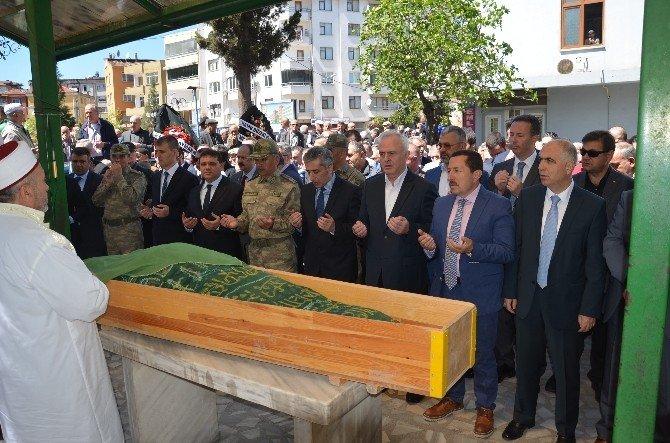 Müsteşar Dervişoğlu'nun Acı Günü