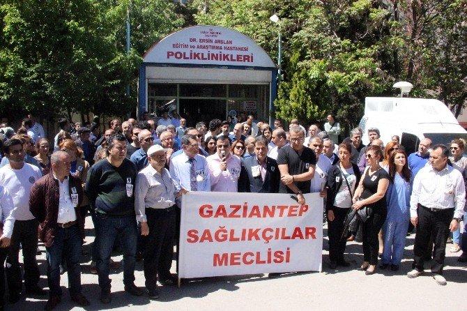 Dr. Ersin Arslan Ölüm Yıl Dönümünde Anıldı