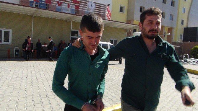 Gaziantep'te Enkaza Gömülü Erkek Cesedinin Bulunması