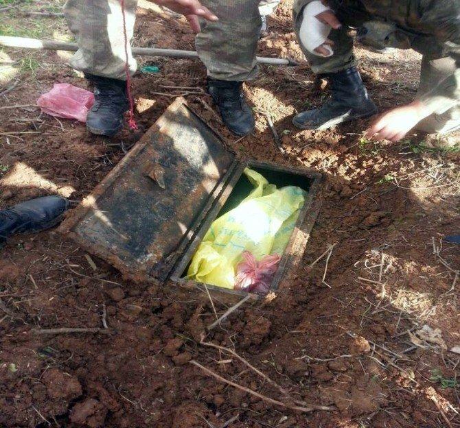Siirt Ve Muş Kırsalında Operasyonlar Sürüyor
