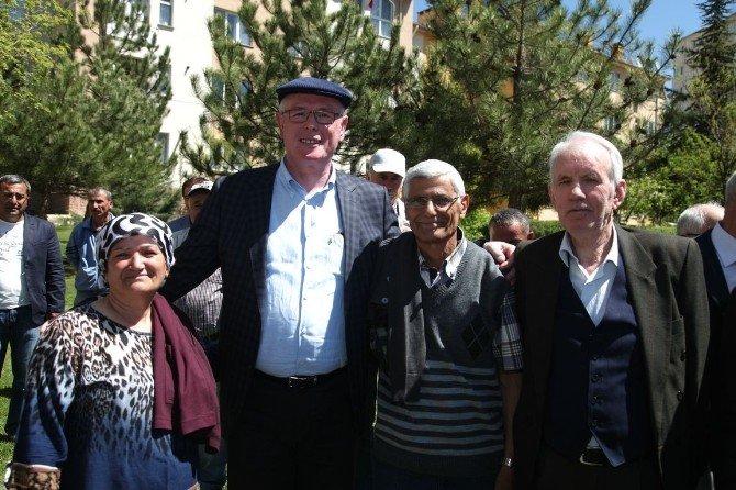 Hasan Ali Yücel'in Büstü Açıldı