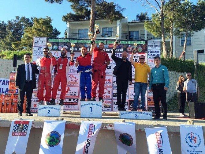Fatoff İlk Kupasını Sinop'ta Aldı