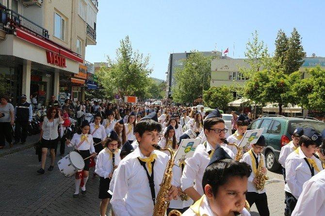 Selçuk'ta Uluslararası Leylek Festivali