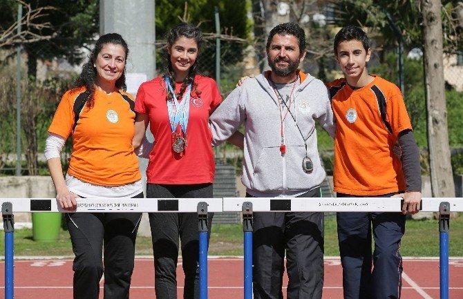 Atlet Fabrikası Ailenin Son Rekortmeni