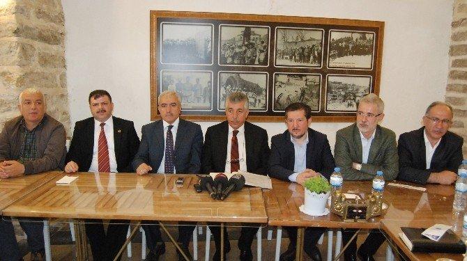 """Kahramanmaraş'ta 100 Sivil Toplum Örgütü Soykırıma """"Hayır"""" Diyecek"""