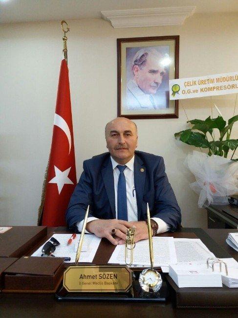İl Genel Meclis Başkanı Sözen'e Hayırlı Olsun Ziyaretleri Sürüyor