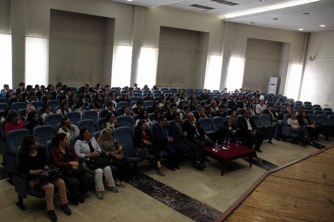 Kültür Ve Turizm Müdürü İsmet Taymuş Öğrencilere Turizmi Anlattı