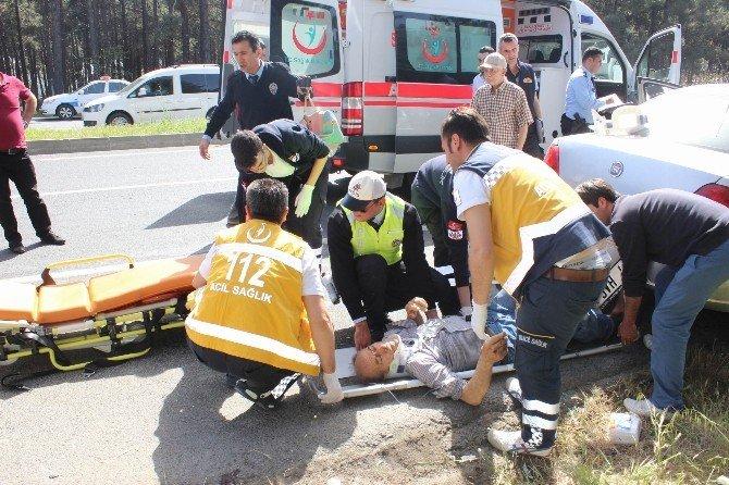 Karnındaki Bebeğiyle Kazada Can Verdi