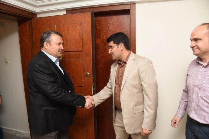 Başkan Çerçi Kentsel Dönüşümü Magid'e Anlattı