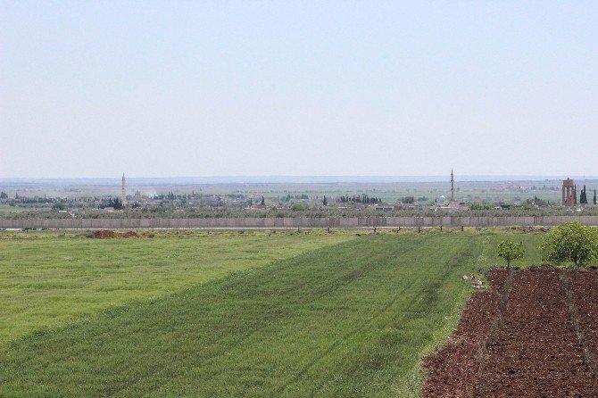 Suriye Sınırında Sessizlik