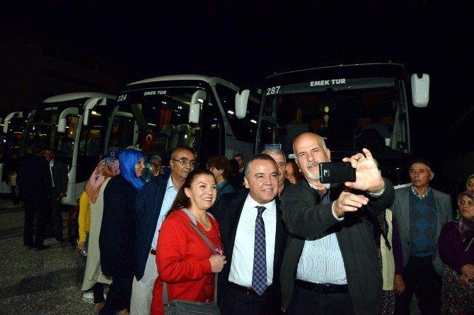 18. Yılda Çanakkale'ye 18 Otobüs