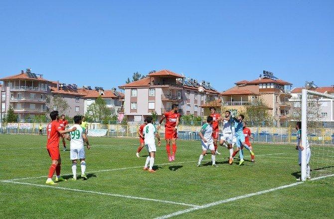 Kepez Belediyespor Şampiyon Oldu