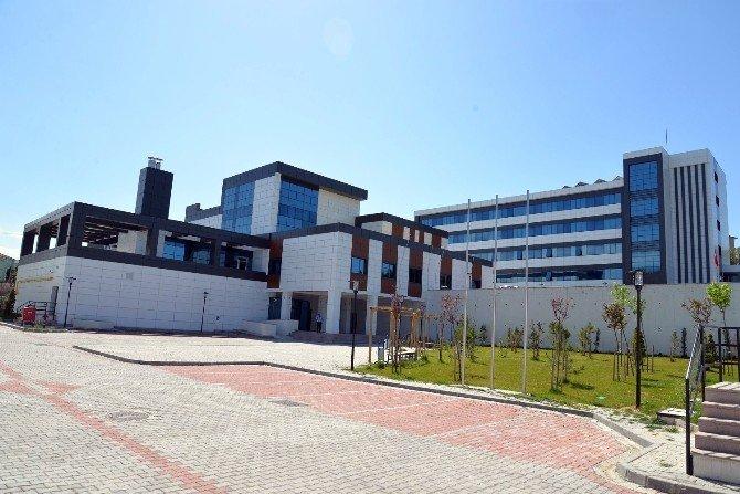 Bursa'ya 5 Yıldızlı Öğrenci Yurdu