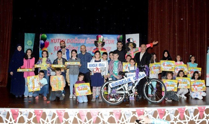 Meram'da Kutlu Doğum Çocuk Şenliği