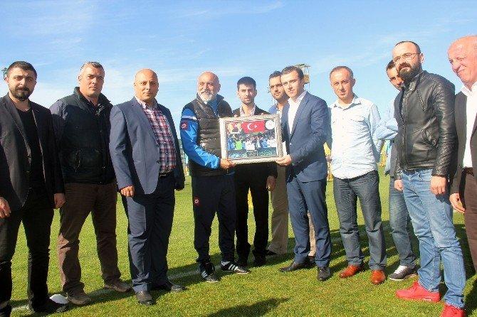 ÇAYKUR Rizespor'un Kupada Hedefi Final