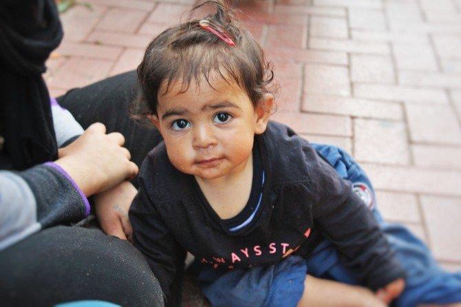 Suriyeli Ailenin Dramı Yürekleri Dağladı