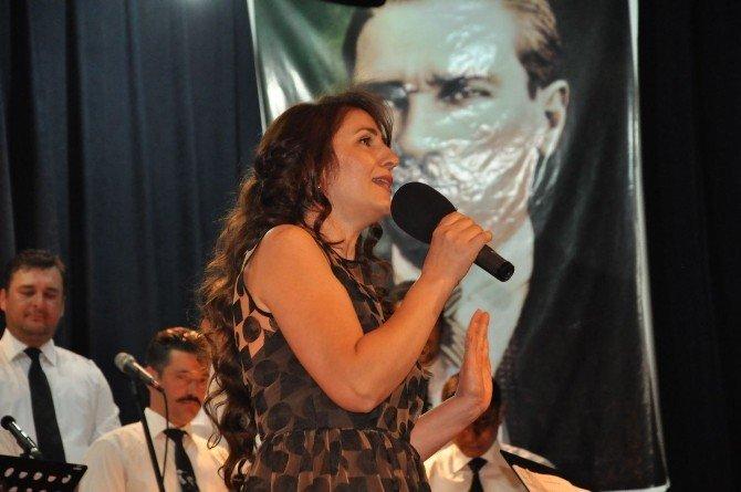 Nazilli'de 'Anadolu'dan Esintiler' Coşturdu