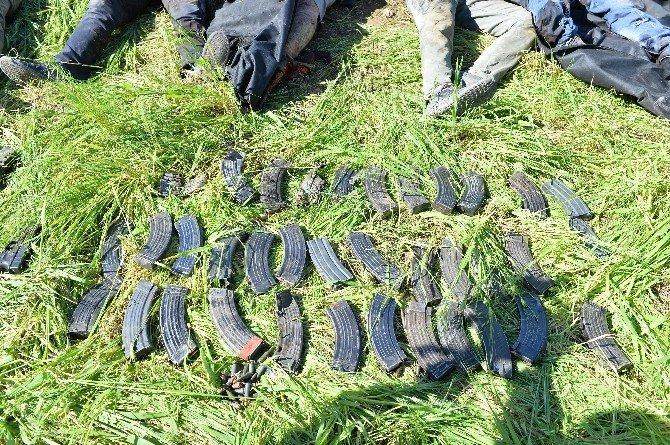 Nusaybin'de Etkisiz Hale Getirilen Terörist Sayısı 24'e Yükseldi