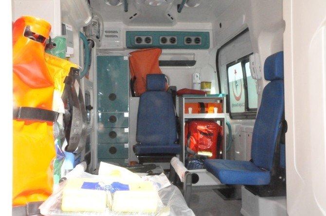 Ambulans Devir Teslim Töreni Gerçekleşti