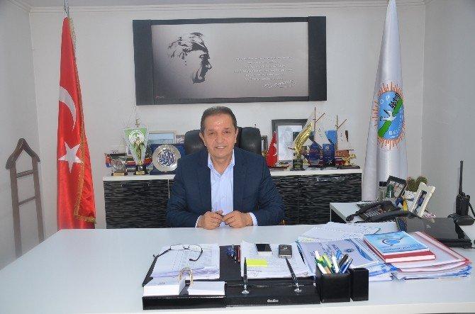 Sinop'a Yeni İtfaiye Aracı