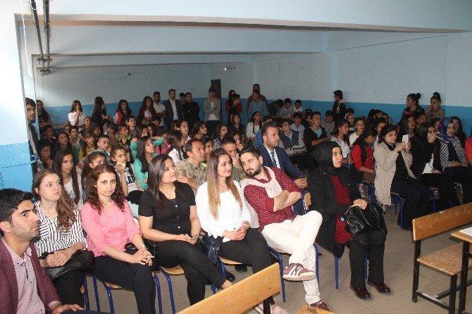 Beytüşşebap'ta Okullar Arası Bilgi Yarışması Düzenlendi