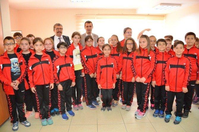 Süleymanpaşalı Sporculara 48 Bin 500 TL Ödül