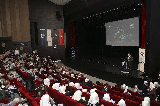 Suriyeli Minikler Sultanbeyli'de Kutlu Doğum Haftasını Kutladı