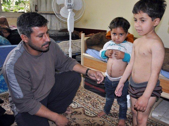 Suriye Rejimine Ait Füzeler 4 Kardeşin Hayatını Kararttı