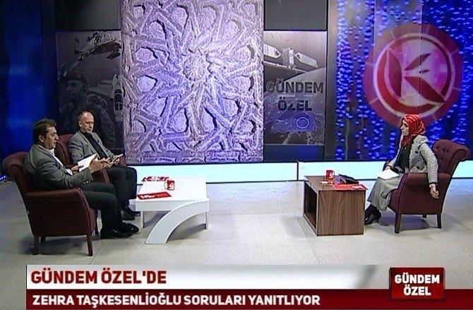 Taşkesenlioğu'ndan Demirtaş Ve Yüksekdağ'a Tepki...