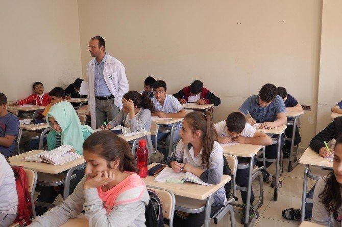 TEOG Öncesi Haliliye Belediyesi'nden Deneme Sınavı
