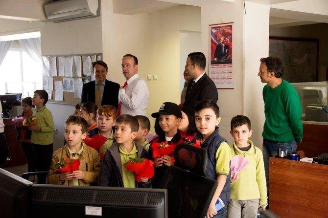 İl Emniyet Müdürlüğü'ne Ziyaretler