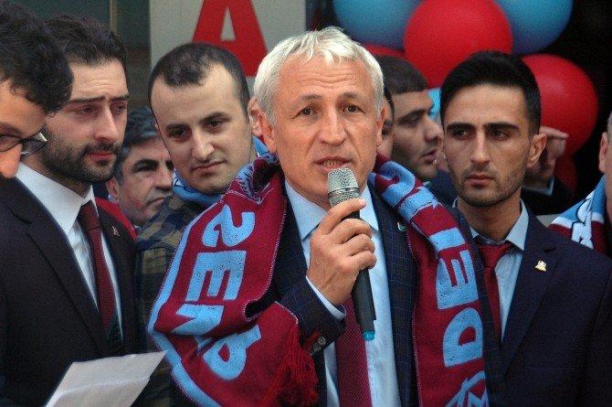 Trabzonlu Gençler Ankara Taraftarlar Derneği Açıldı