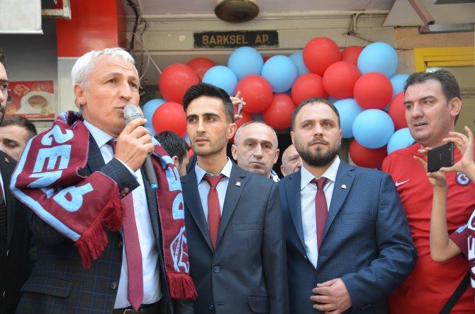 Ankara'da Trabzonlu Gençler Derneği açıldı