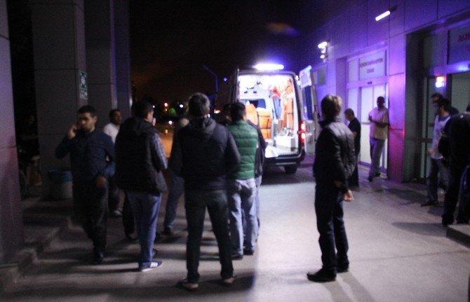 TÜPRAŞ'ta Çıkan Yangın Sonrası İşçi Aileleri Hastaneye Koştu